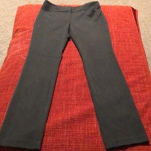 Express Dark Grey Career /Casual pants 4L